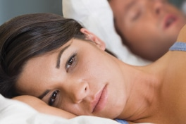Snoring may keep your loved ones up at night. It may be a sleep apnea symptom.