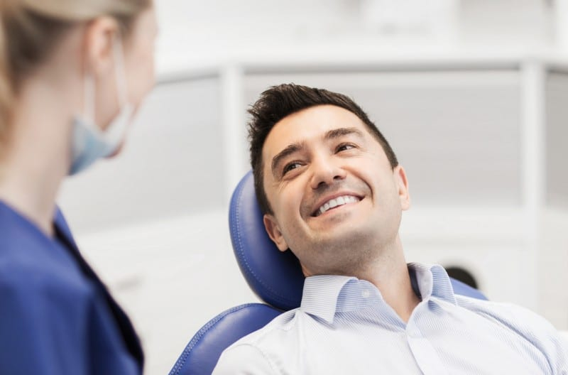 Dental visits do not increase the risk of PJI